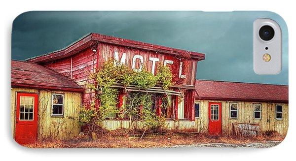 Motel IPhone Case