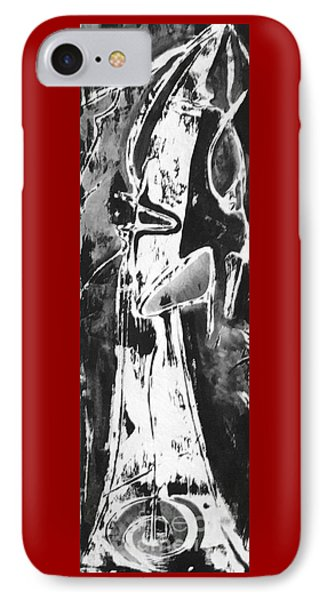 Mother IPhone Case by Carol Rashawnna Williams