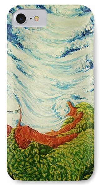 Mother Nature Phone Case by Pralhad Gurung