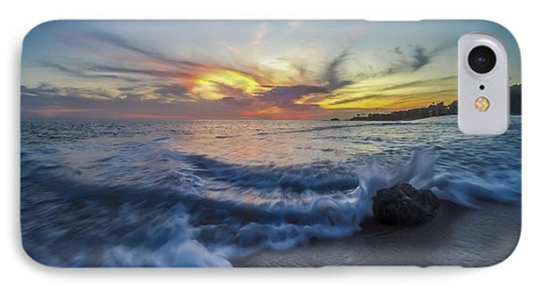IPhone Case featuring the photograph Mother Natures Fireworks by Sean Foster