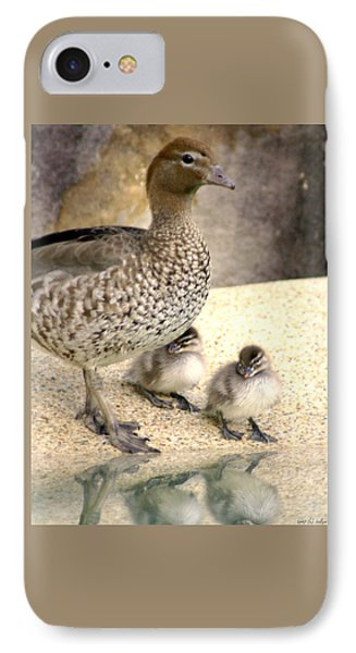 Mother Of Twins Phone Case by Holly Kempe