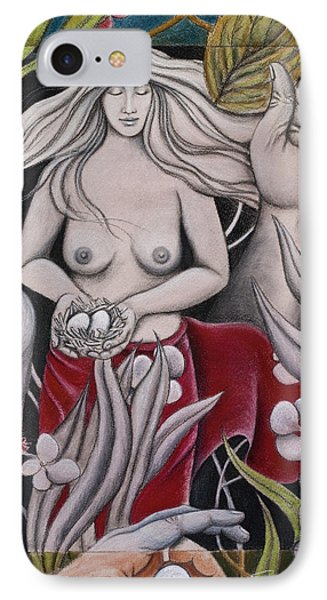 Mother IPhone Case by Sheri Howe