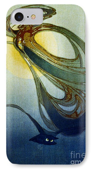 Mother West Wind 1920 Phone Case by Padre Art