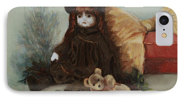 Mother's Doll IPhone Case