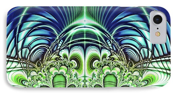 Mothership IPhone Case by Gregory Pirillo