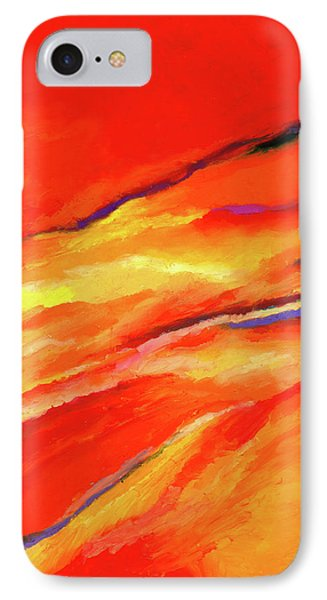 IPhone Case featuring the painting Motivation by Stephen Anderson