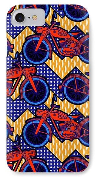 Motor Bike IPhone Case