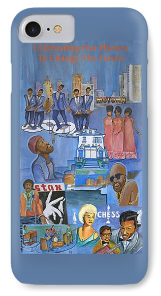 Motown Commemorative 50th Anniversary IPhone Case