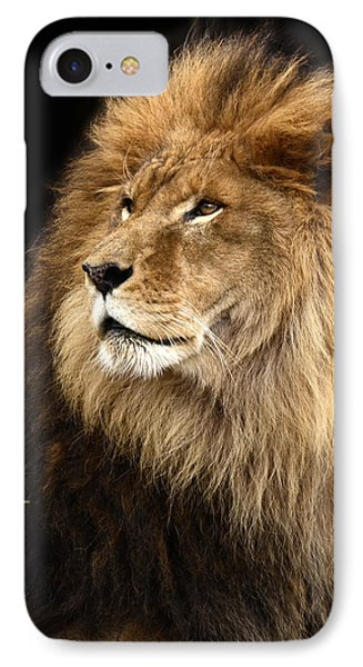 Moufasa The Lion IPhone Case