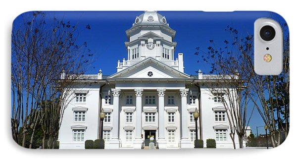 Moultrie Courthouse IPhone Case