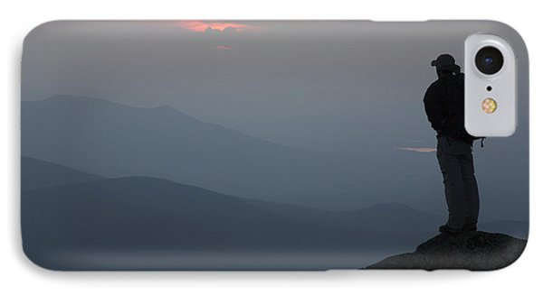 Mount Clay Sunset - White Mountains New Hampshire Usa Phone Case by Erin Paul Donovan