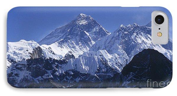 Mount Everest Nepal Phone Case by Rudi Prott