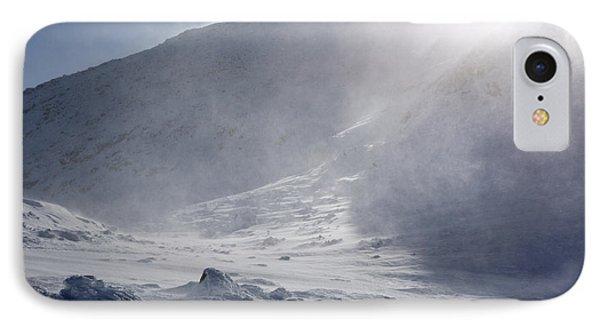 Mount John Quincy Adams - White Mountains Nh Phone Case by Erin Paul Donovan