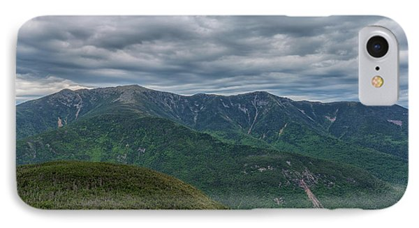 Mount Lafayette IPhone Case by Brian MacLean