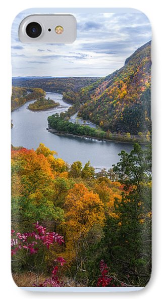 IPhone Case featuring the photograph Mount Minsi 2 by Mark Papke
