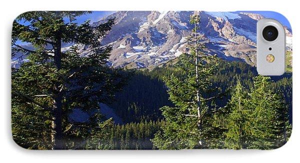 Mount Raineer 1 Phone Case by Marty Koch