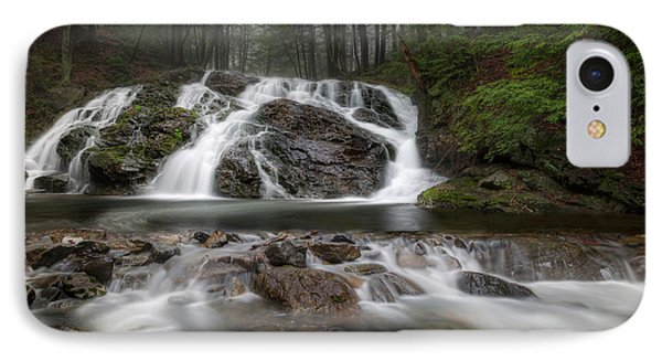 Mount Riga Falls IPhone Case by Bill Wakeley