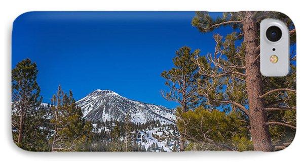 Mount Rose Wilderness IPhone Case by Scott McGuire