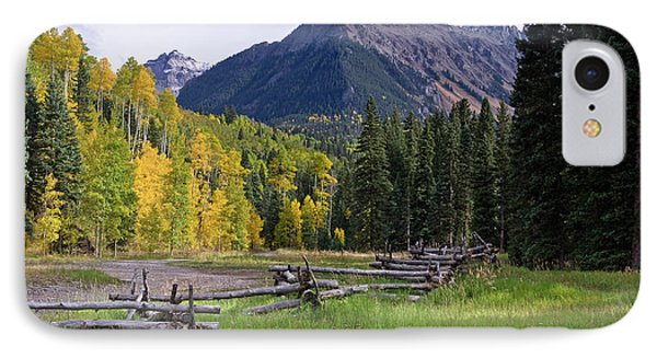 Mount Sneffels In Autumnn IPhone Case by Greg Nyquist