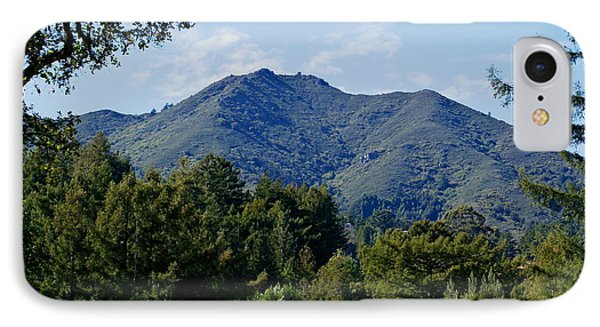 Mount Tamalpais IPhone Case by Ben Upham III