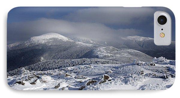 Mount Washington - New Hampshire Usa Phone Case by Erin Paul Donovan