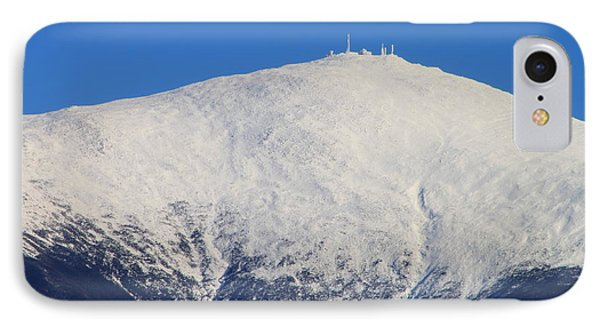 Mount Washington Summit And Weather Observatory IPhone Case