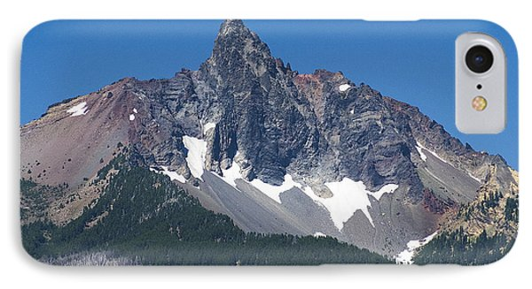 IPhone Case featuring the photograph Mount Washinton Oregon State by Yulia Kazansky