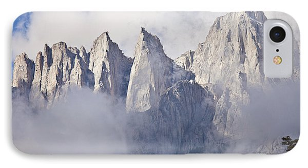 Mount Whitney Phone Case by Greg Clure