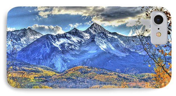 Mount Wilson IPhone Case by Scott Mahon