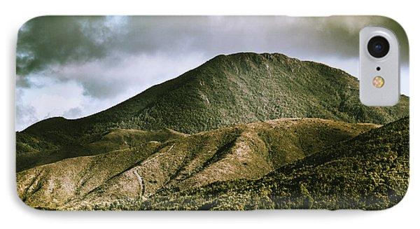 Mount Zeehan Tasmania IPhone Case by Jorgo Photography - Wall Art Gallery