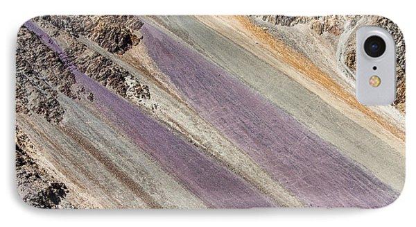 Mountain Abstract 6 Phone Case by Hitendra SINKAR
