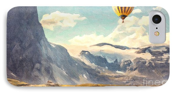 Mountain Air Balloons IPhone Case