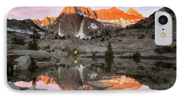 Mountain Air  IPhone Case by Nicki Frates