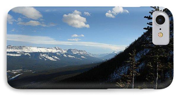 Mountain Corridor Phone Case by Greg Hammond