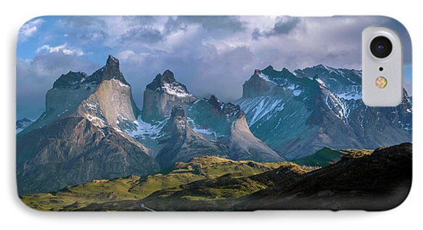 IPhone Case featuring the photograph Mountain Dream by Andrew Matwijec