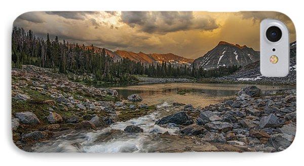 Mountain Glow IPhone Case