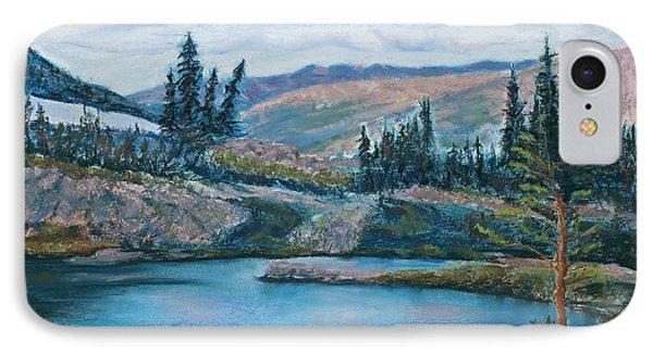 Mountain Lake Phone Case by Mary Benke