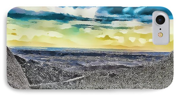 Mountain Landscape 7 IPhone Case