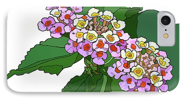 Mountain Laurel IPhone Case by Jamie Downs
