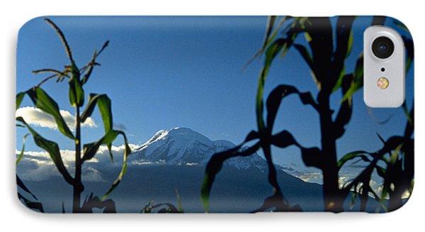 Mountain IPhone Case by Michael Mogensen