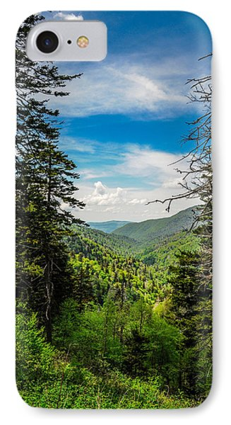 Mountain Pines IPhone Case