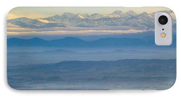 Mountain Scenery 11 Phone Case by Jean Bernard Roussilhe