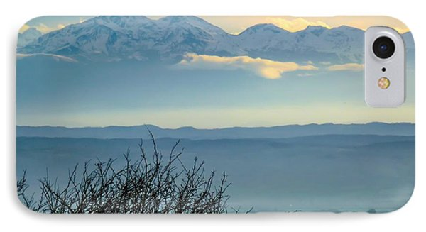 Mountain Scenery 14 Phone Case by Jean Bernard Roussilhe