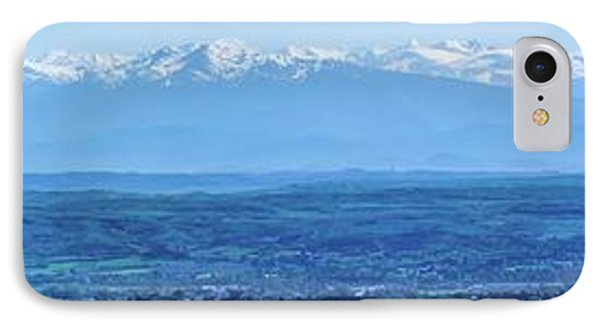 Mountain Scenery 16 Phone Case by Jean Bernard Roussilhe