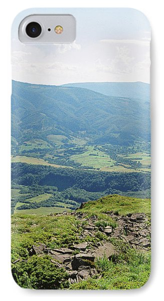 Mountain Slope IPhone Case