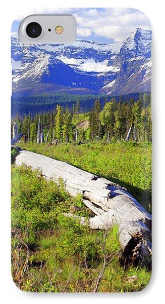 Mountain Splendor Phone Case by Marty Koch