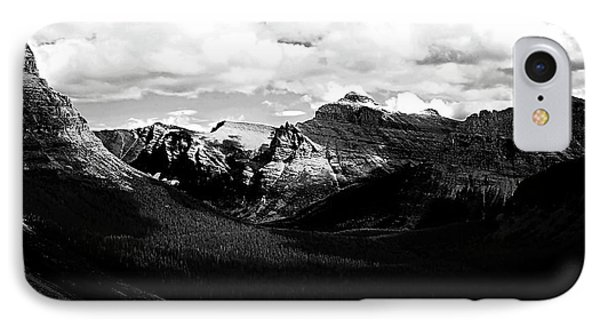 Mountain Valley Landscape IPhone Case