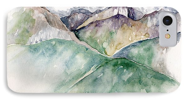 Mountain View Colorado IPhone Case by Catherine Twomey