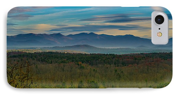 Mountain Views From Blue Ridge Parkway IPhone Case