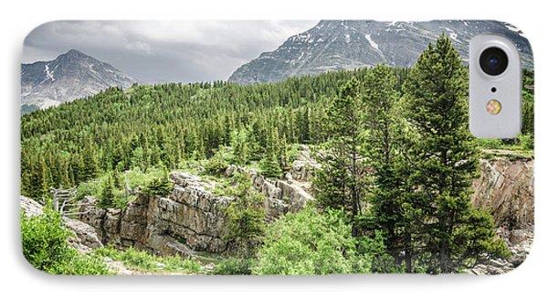 Mountain Vistas IPhone Case